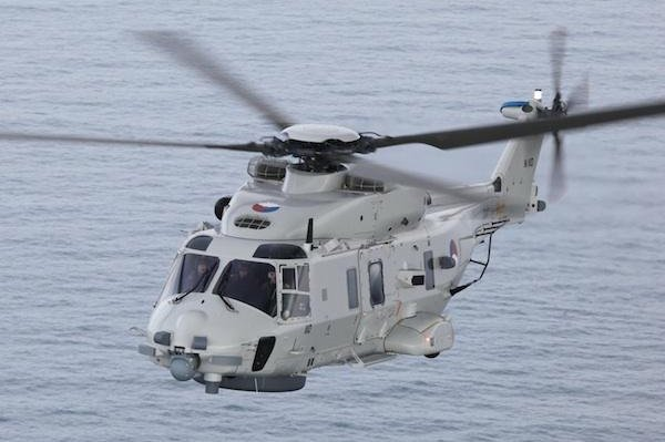 Netherlands Nhi Reach Agreement On Nh90 Helo Problems