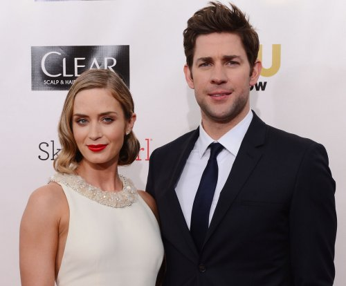 John Krasinski and Emily Blunt announce birth of daughter Violet