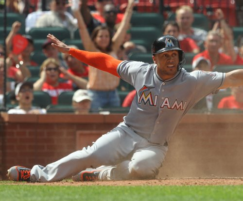 Miami Marlins activate Giancarlo Stanton from DL