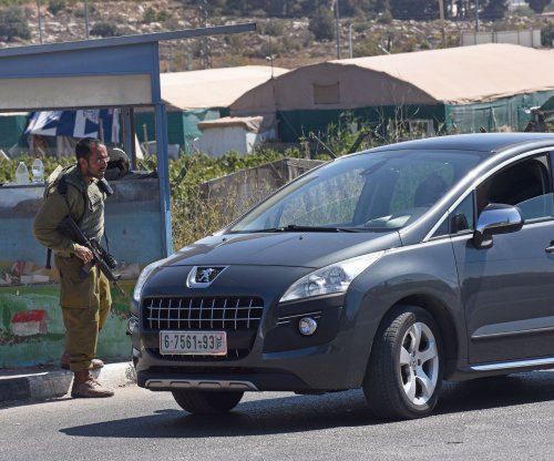 Palestinian girl, 13, shot in leg after incident with Israeli border guards
