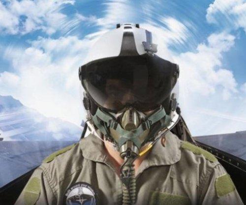 Sweden orders new pilot helmets