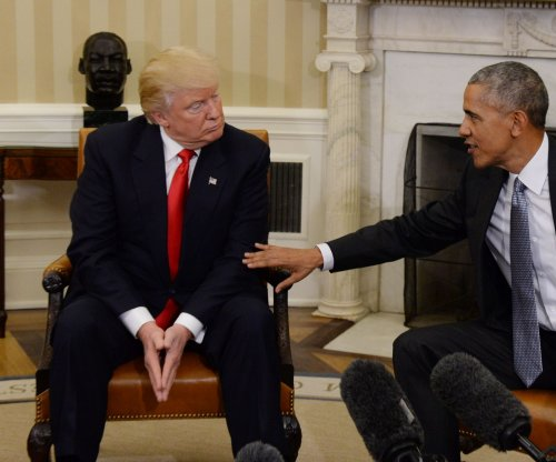 What Obama and Trump had to say about their first-ever meeting today at the White House