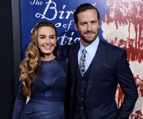 Armie Hammer, Elizabeth Chambers welcome baby boy