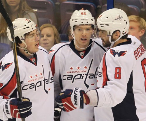 Washington Capitals motor past Detroit Red Wings for 11th straight home win