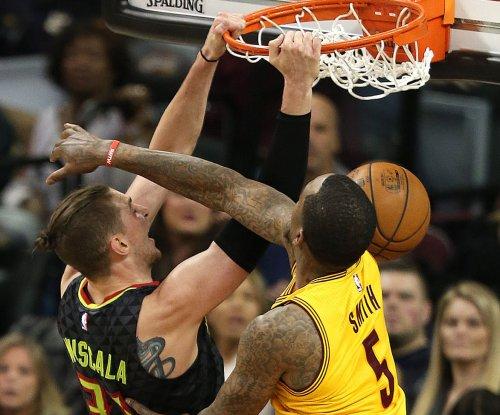 No regular starters, no problem for Atlanta Hawks in shocking win over Cleveland Cavaliers