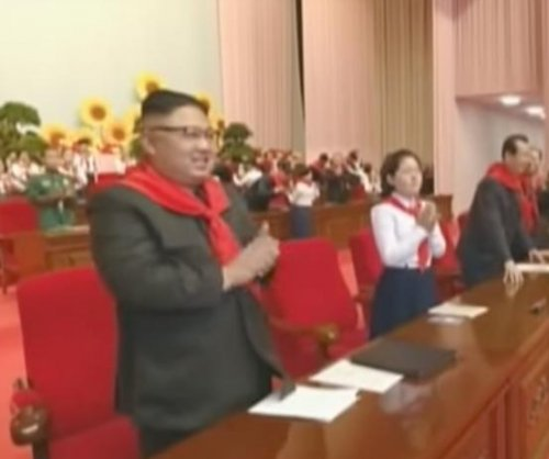 Kim Jong Un tells North Korean children to 'give all' to regime