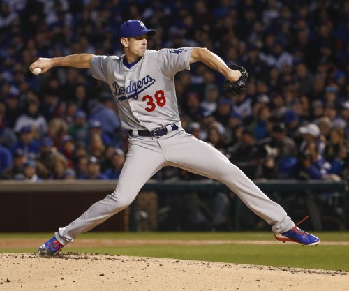 Los Angeles Dodgers pitcher Brandon McCarthy lands on DL with knee injury