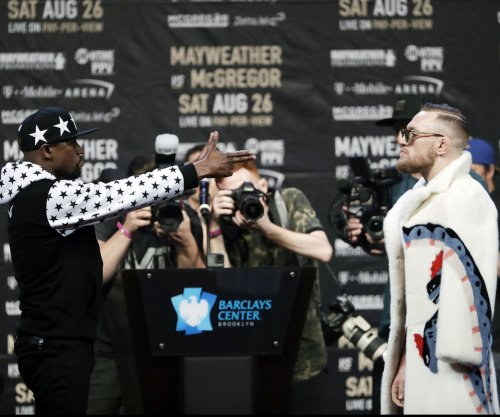 UFC boss Dana White says Floyd Mayweather would sue Conor McGregor for MMA moves