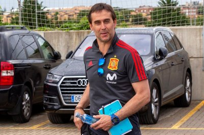 World Cup: Spain fires undefeated coach one day before tournament