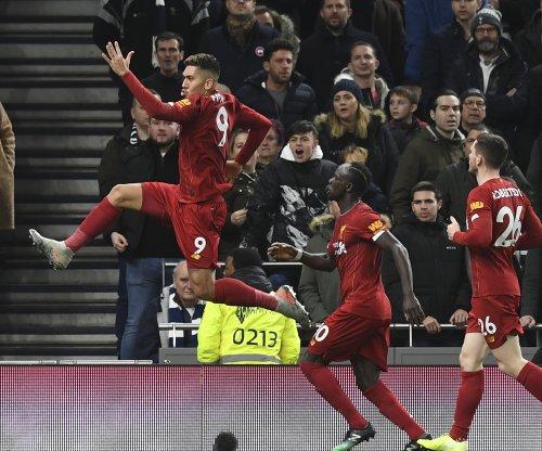Roberto Firmino blast lifts Liverpool over Tottenham Hotspur