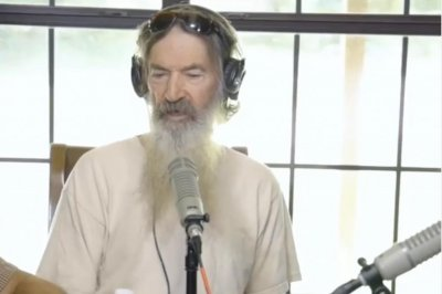 'Duck Dynasty' alum Phil Robertson has daughter from past affair