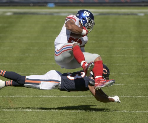 New York Giants star RB Saquon Barkley has torn ACL, done for season