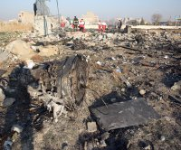U.N. expert: Iran committed multiple human rights violations in plane shootdown