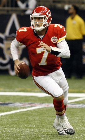 Cassel ruled out for Chiefs' game in Tampa