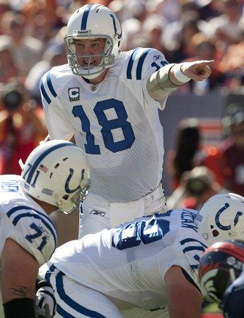 NFL: Indianapolis 27, Denver 13