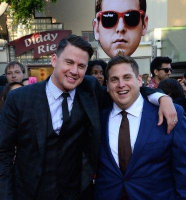 '22 Jump Street' beats 'Dragon 2' at weekend box office