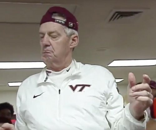 Frank Beamer ends Virginia Tech career with wild win
