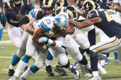 Detroit Lions sign Theo Riddick to three-year deal