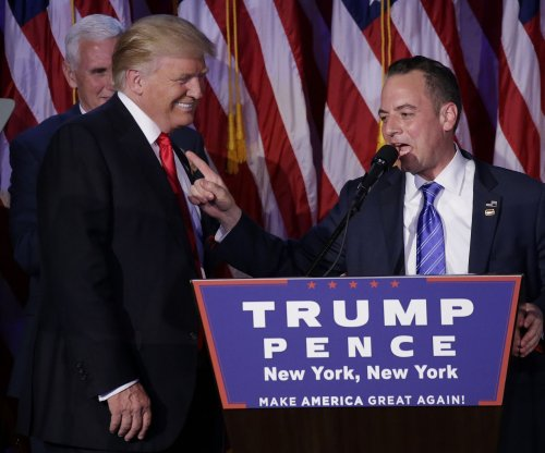 Reince Priebus named Donald Trump's chief of staff