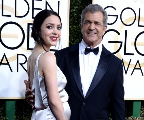 Mel Gibson and Rosalind Ross welcome son Lars Gerard Gibson