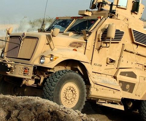Navistar to upgrade MRAP vehicles for UAE