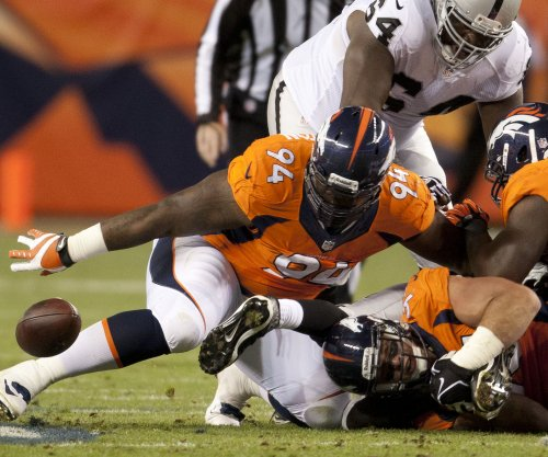 'Pot Roast' is done: Former Denver Broncos DT Terrance Knighton will retire, pursue coaching