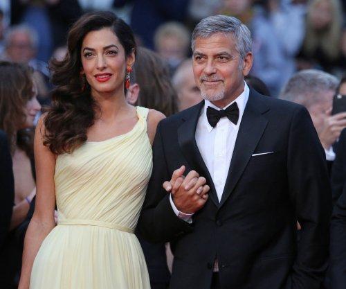 George Clooney celebrates 56th birthday with Amal