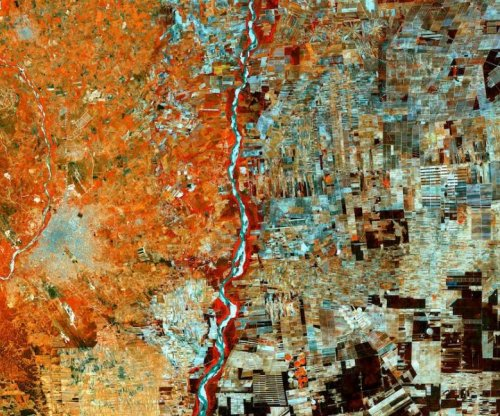 ESA satellite image highlights deforestation in Bolivia