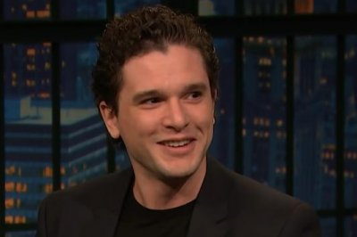 Kit Harington details April Fools' Day prank he pulled on 'Late Night'