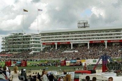 Anthony Van Dyck wins Epsom Derby