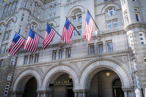 Appeals court declines to dismiss Trump emoluments case