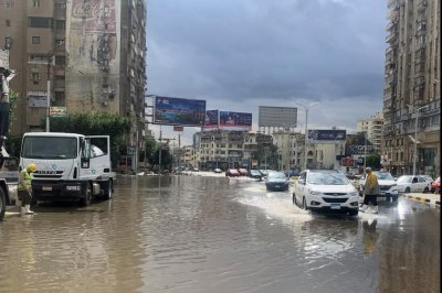 At least 20 dead in Egypt after heavy rains, flooding