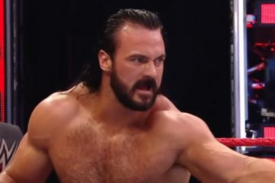 WWE Raw: Drew McIntyre takes on MVP, Asuka battles Charlotte Flair