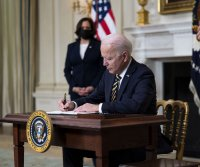 Biden orders 100-day review for U.S. supply chains amid shortages