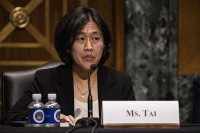 Katherine Tai confirmed as top U.S. trade negotiator