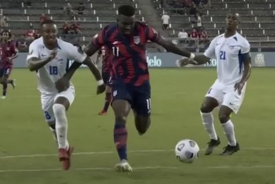 Soccer: Daryl Dike sparks U.S. blowout of Martinique at Gold Cup
