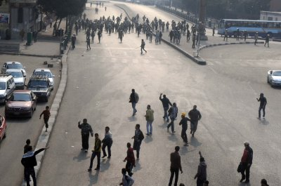 Egyptian protesters released after 29 days