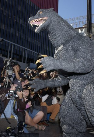 City officials say New York could withstand a Godzilla attack