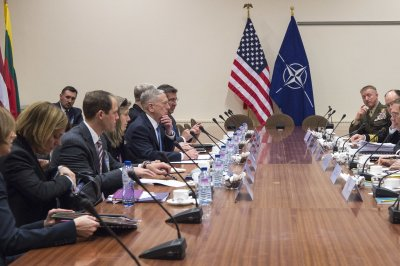 James Mattis to NATO allies: Pay fair share for defense