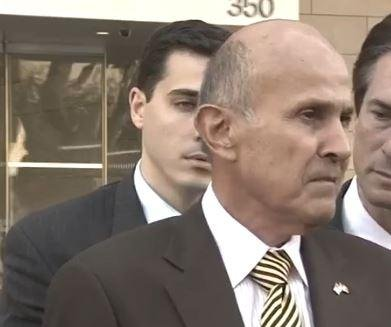 Former LA County Sheriff convicted in obstruction case