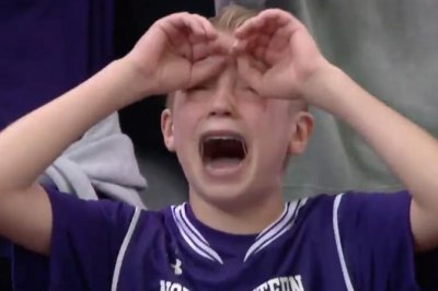 #NorthwesternKid is the face of March Sadness