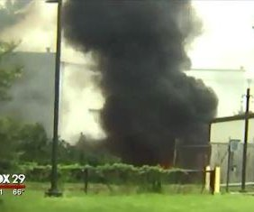 Pilot dies as medical helicopter crashes in Delaware