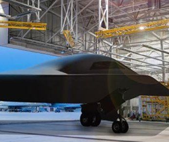 Production of Air Force's first B-21 stealth bomber on schedule