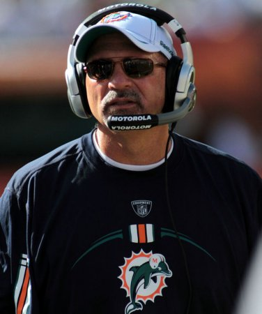 Report: Sparano will coach next game