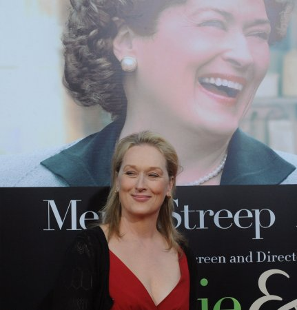 Streep channels Julia Child in new film