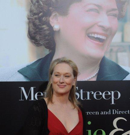 Streep channels Julia Child in new film