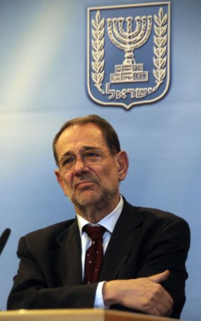EU foreign policy's Solana to step down