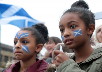 Polls close in Scotland, United Kingdom and world await results