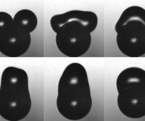 Scientists find bouncing droplets can remove contaminants