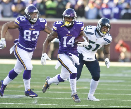 Fantasy Football: Minnesota Vikings WR Stefon Diggs misses practice